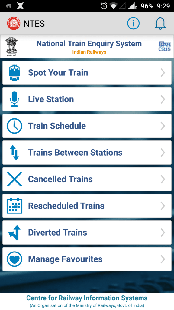 NTES Android App