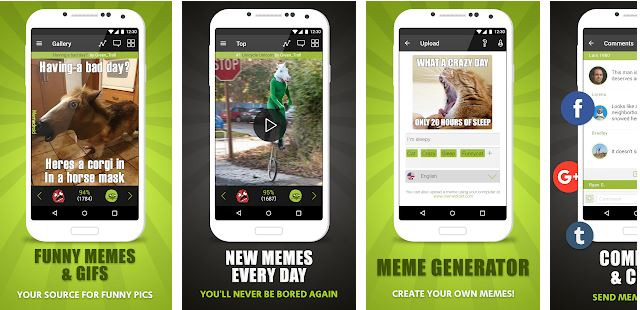 top 10 best meme generator apps for android techi bhai