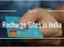 Mobile Recharge Sites