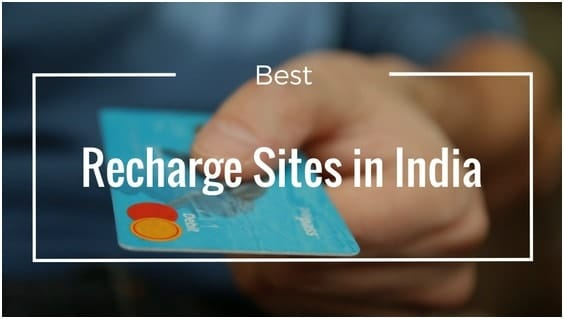 Mobile Recharge Sites, Mobile Recharge Apps