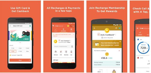 Top Free Recharge Apps for Android to Earn PayTM Cash [India