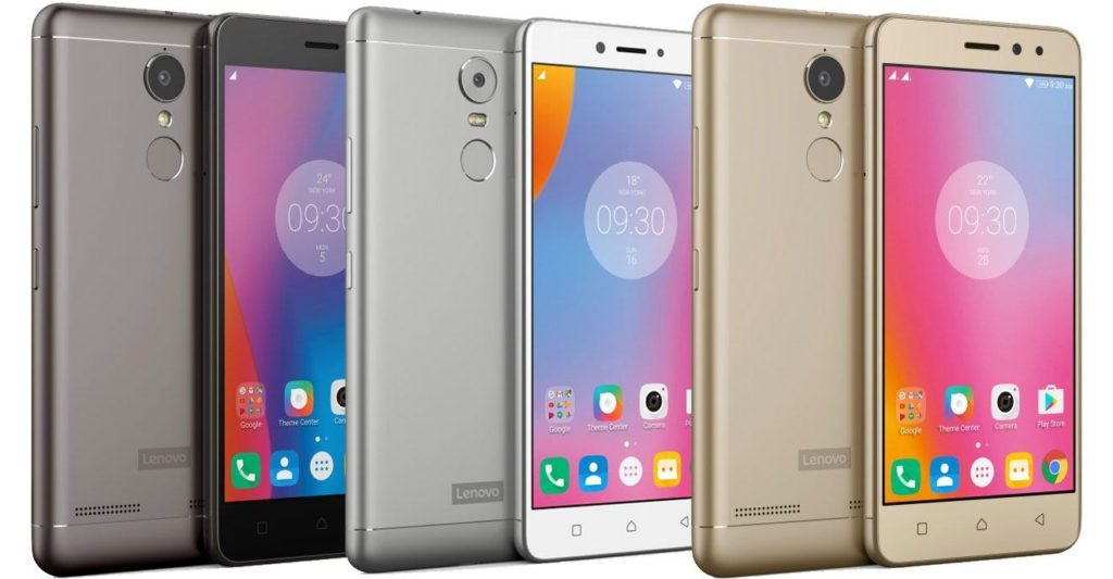 Best phone for bloggers - Lenovo K6 Power