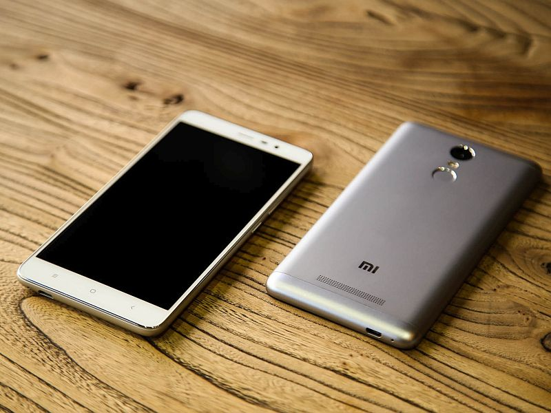 Best phone for bloggers - Xiaomi Redmi Note 3