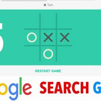 Google Search Games
