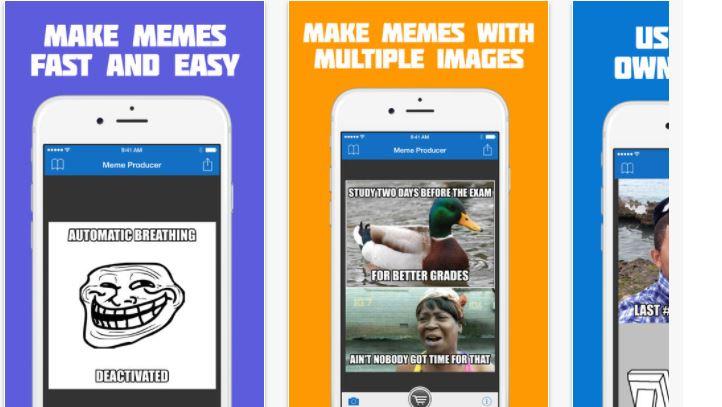 Top 8 Meme Generator Apps for iPhone/iOS | Techi Bhai