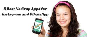 No Crop Apps, no crop for instagram,
