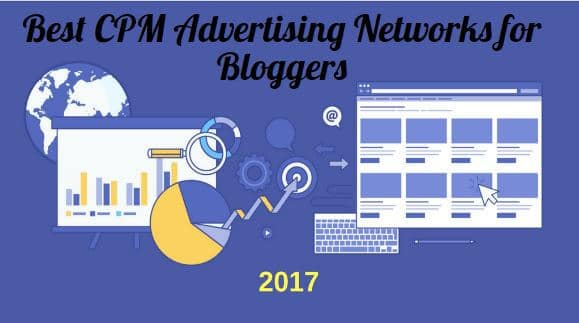 CPM Advertising Networks