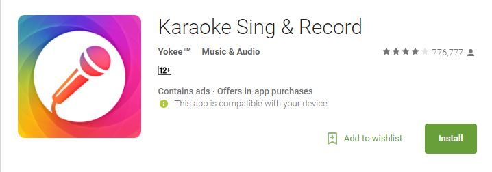 5 Best Karaoke Apps for Android iOS (Free) | Techi Bhai