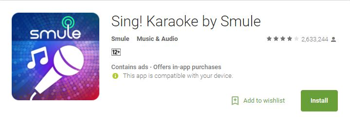 5 Best Karaoke Apps For Android Ios Free Techi Bhai