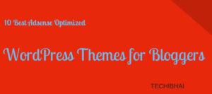 Adsense Optimized WordPress Themes