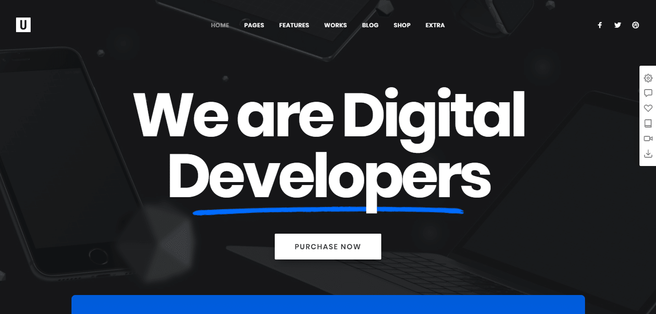 corporate site wordpress themes