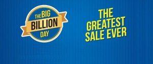 Flipkart Big Billion