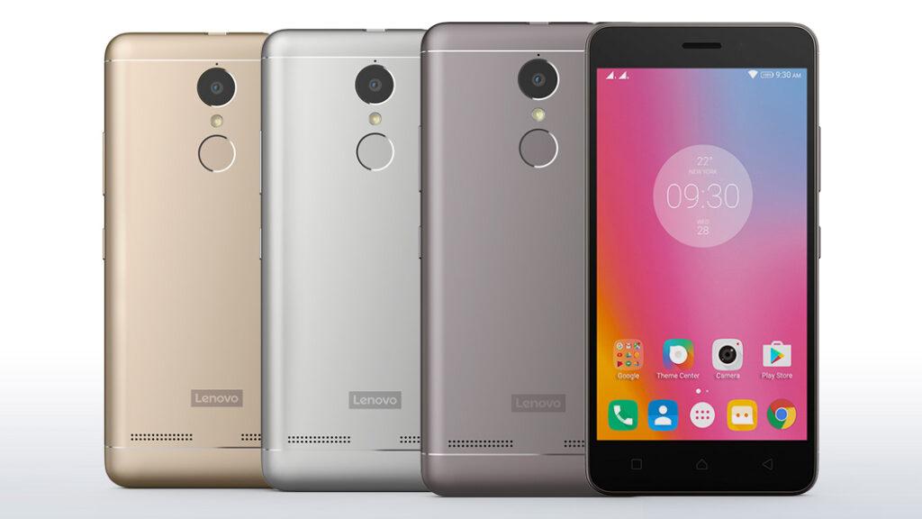 Lenovo K6 Power Selfie Phone
