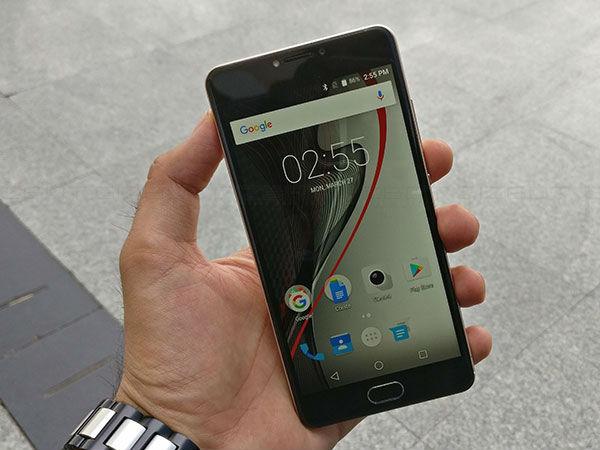 Panasonic Eluga Ray Max Selfie Phone