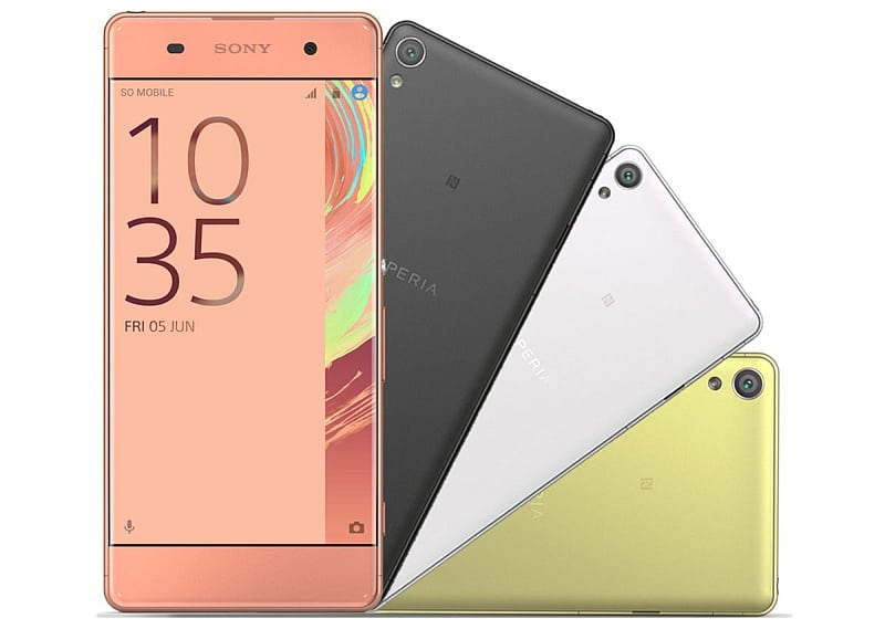 Sony Xperia XA Dual Selfie Phone