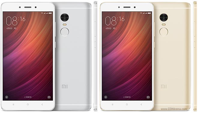 Xiaomi Redmi Note 4 Selfie Phone