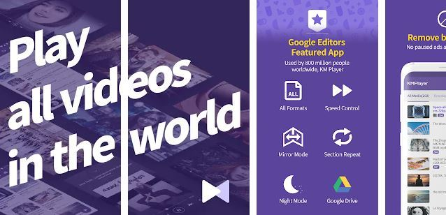 8 Best Free Video Player for Android [MX Player Alternatives]