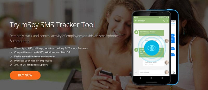 6 Best Text SMS Tracker Apps for Android/iOS in 2019 | Techi