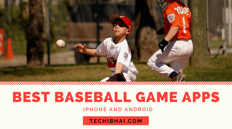 Baseball Game Apps,