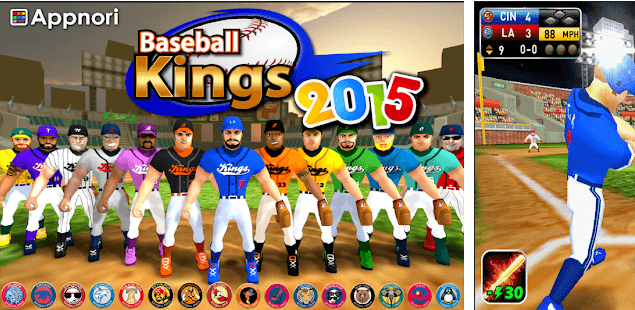 Baseball Kings !