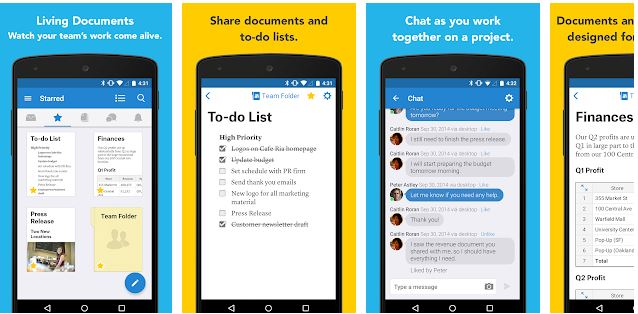 QUIP - Android/iOS