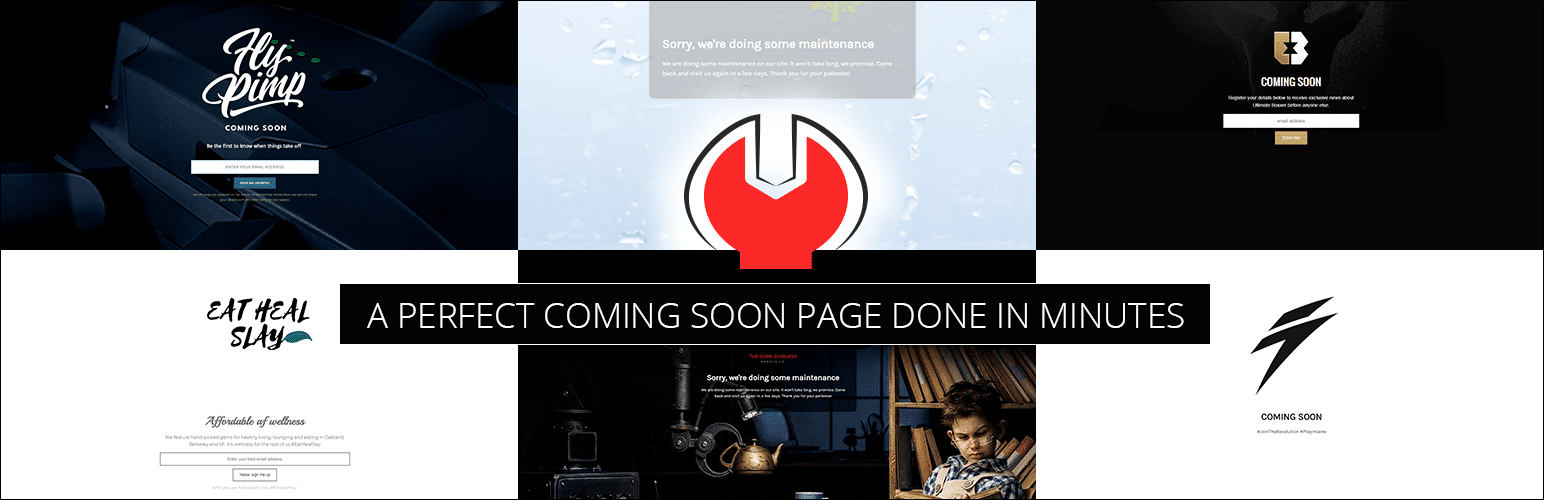Maintenance Mode WordPress Plugin