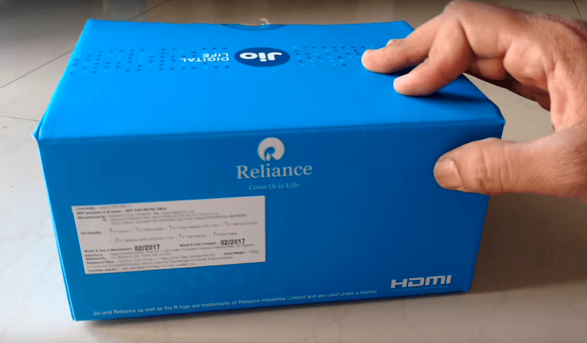 Jio Setup Box Booking Online and Registration | Jio DTH