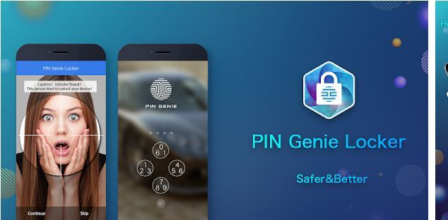 PIN Genie Locker