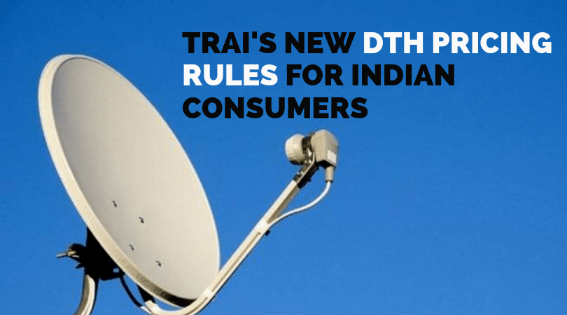 TRAI's New DTH Pricing Rules For Indian Consumers-min