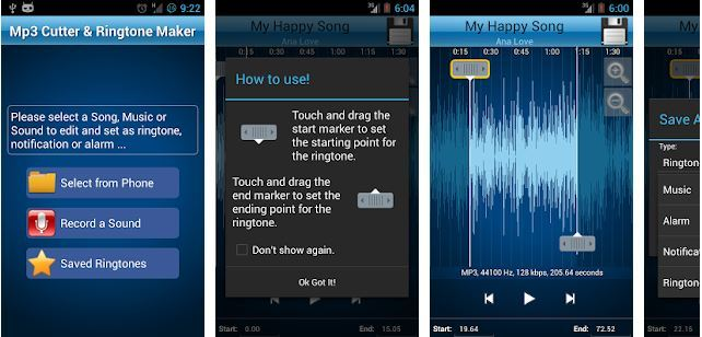 7 Best Free Mp3 Cutter Apps for Android Users | Techi Bhai