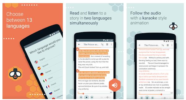 Beelingual App