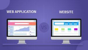 Website versus web application_3
