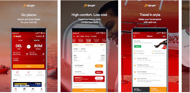 10 Best Flight Tickets Booking Apps to ditch the queues