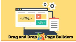 Drag-and-Drop-Joomla-Page-Builders