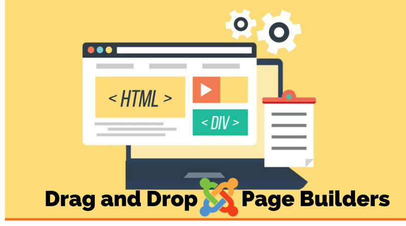Drag-and-Drop-Joomla-Page-Builders
