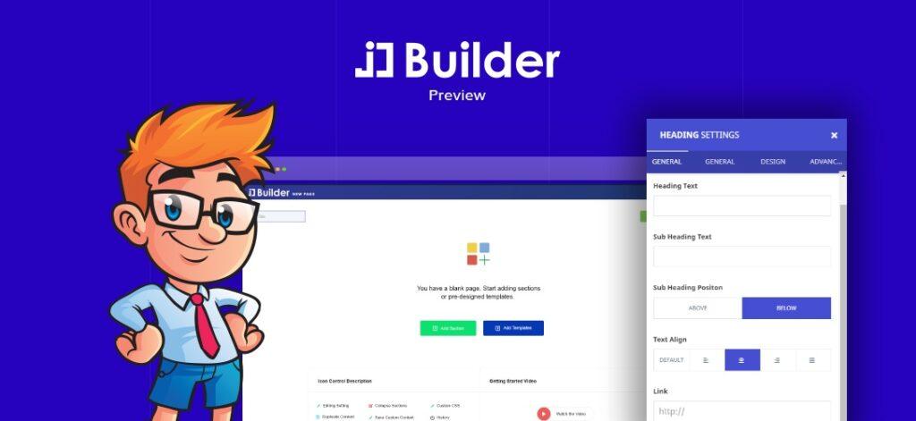 Jdpage-builder