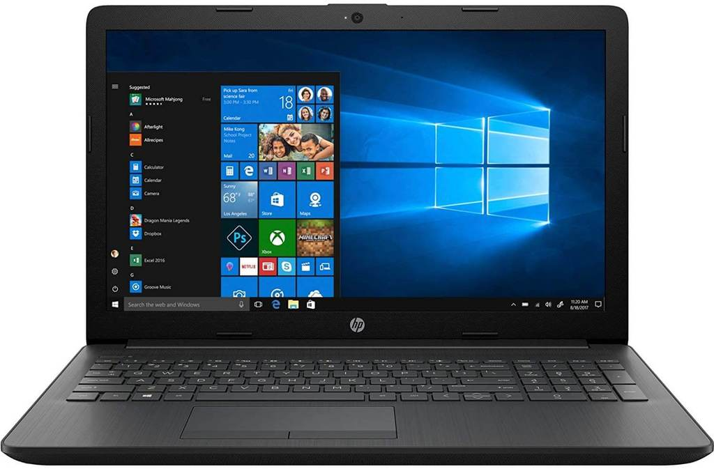 HP 15 Core-i3 15q-ds0026tu