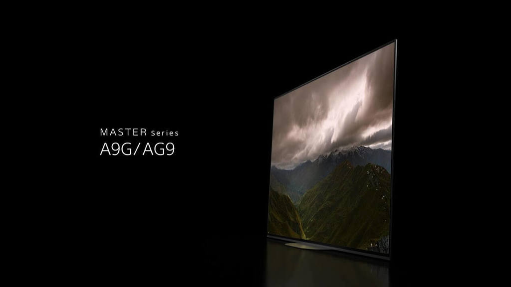 Sony Bravia OLED A9G TV KD 5565A9G