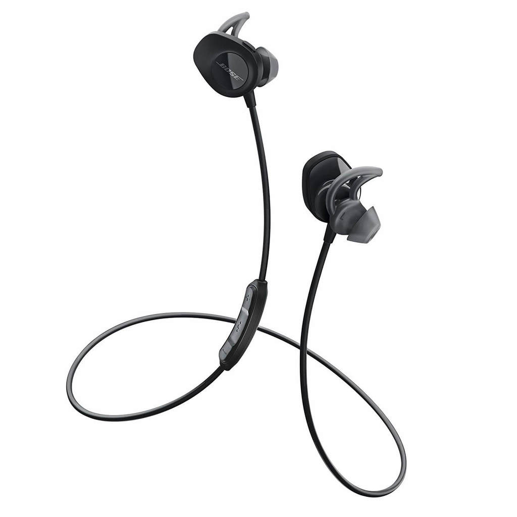 Bose SoundSport Wireless Headphones (Black (1)