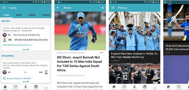 NDTV Cricket