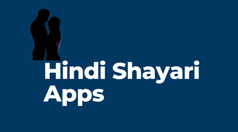 Hindi Shayari Apps