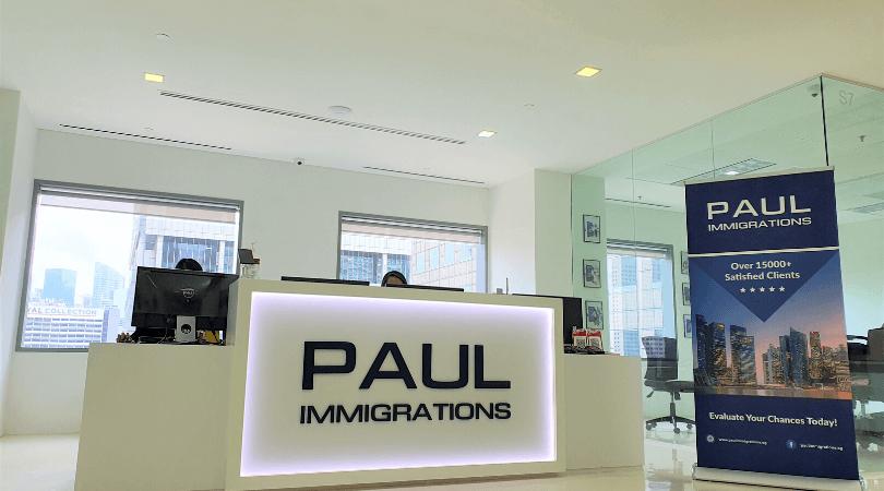 Paul Immigrations