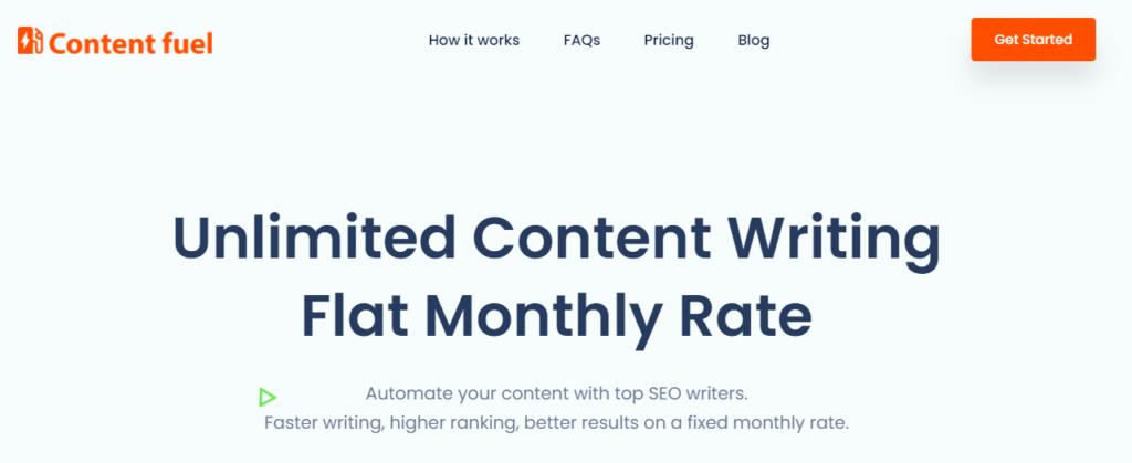 Content fuel review