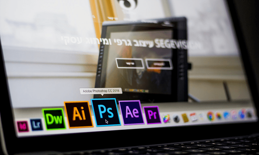 What Does Adobe CC Include