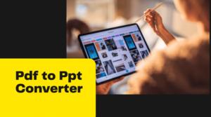 Pdf to Ppt Converter
